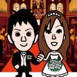 結婚式の似顔絵ウェルカムボード!セントラファエロチャペル御堂筋倶楽部!