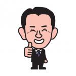学生向けの人事紹介に似顔絵イラストが好評!